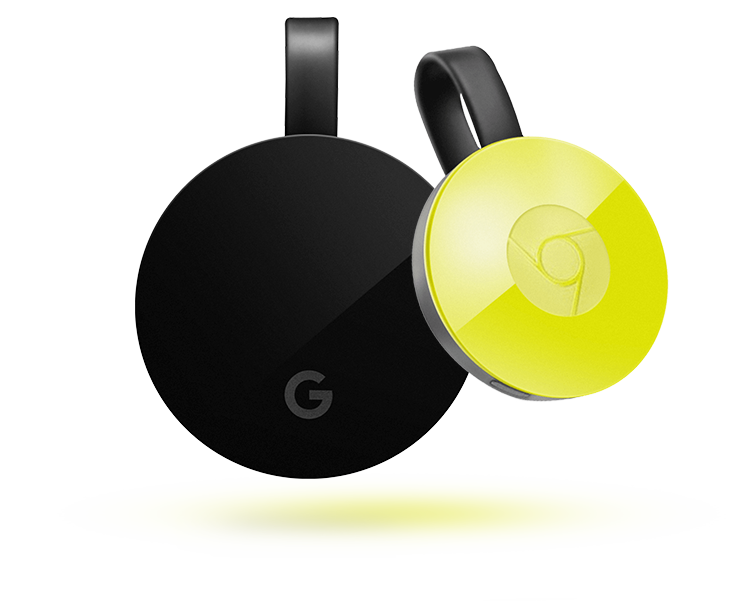 Streaming - Chromecast