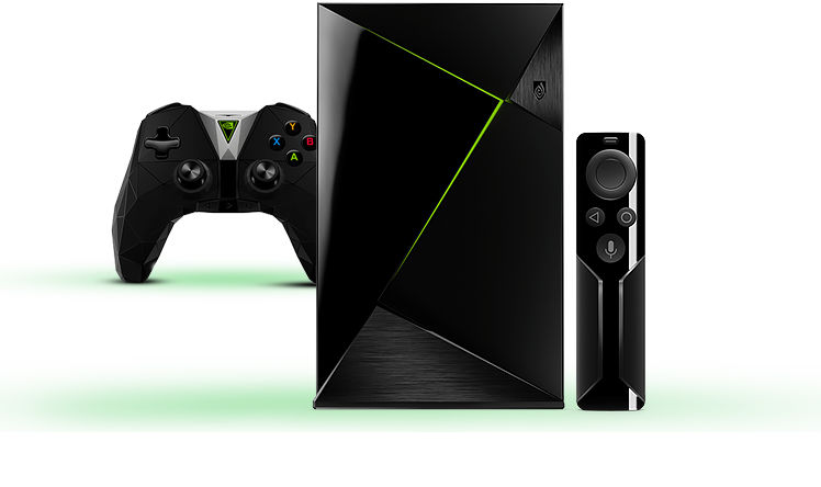 Streaming - NVIDIA SHIELD
